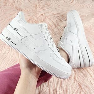 New Nike Air Force 1 Double Air